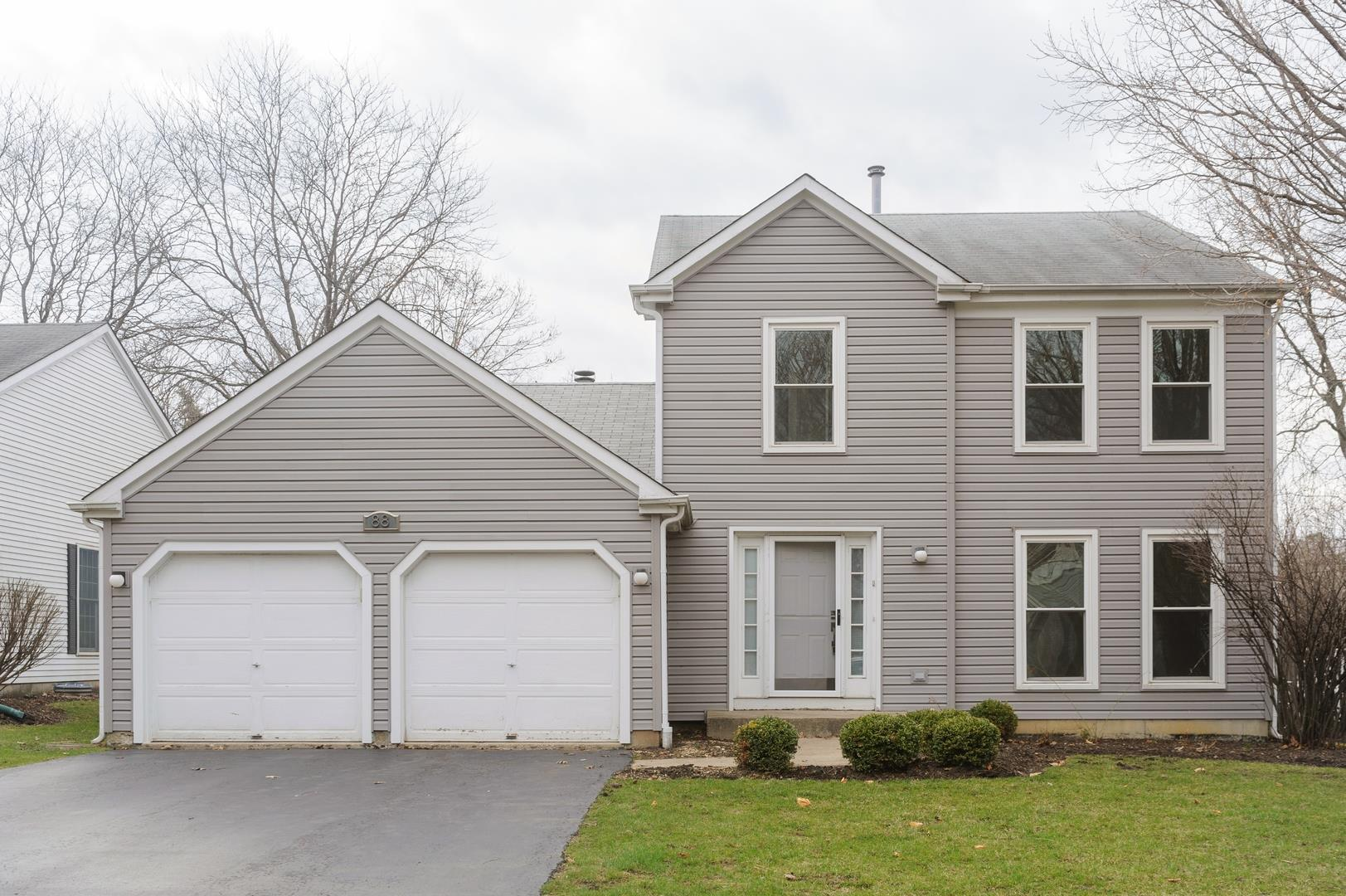 88 N Sterling Heights Road, Vernon Hills, IL 60061 - #: 10680960