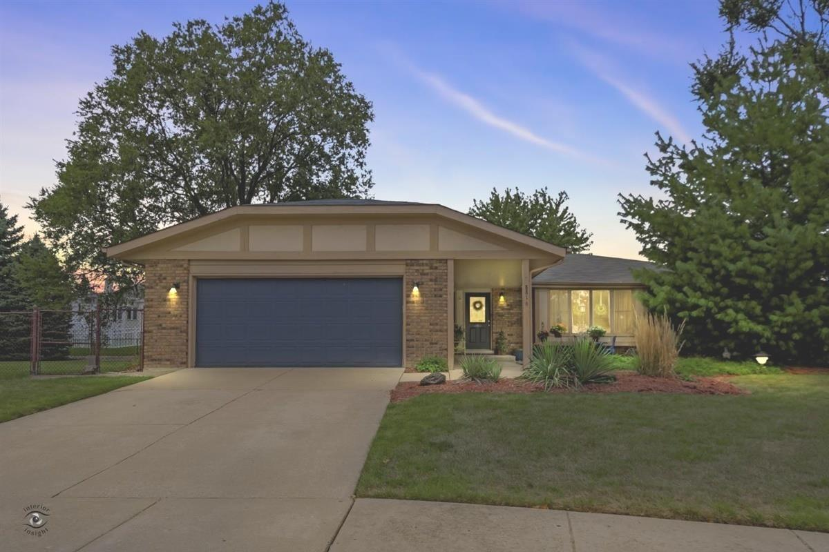 8816 Timber Court, Tinley Park, IL 60487 - #: 10857960