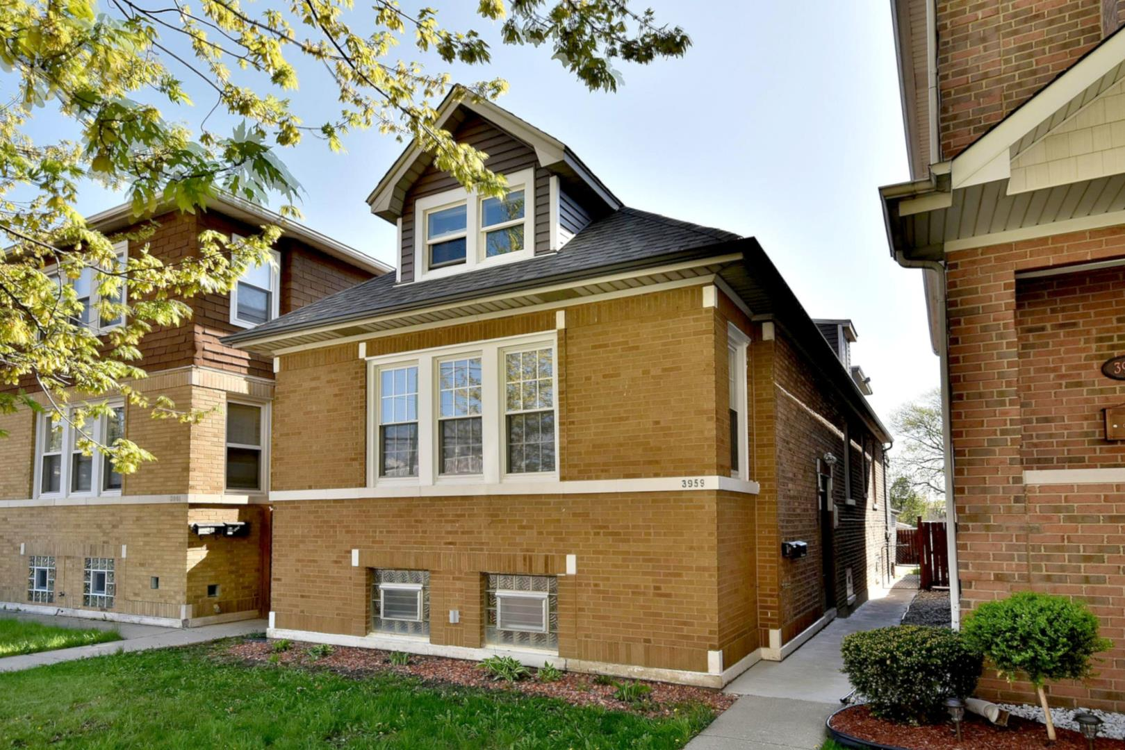 3959 N NATCHEZ Avenue, Chicago, IL 60634 - #: 11006960