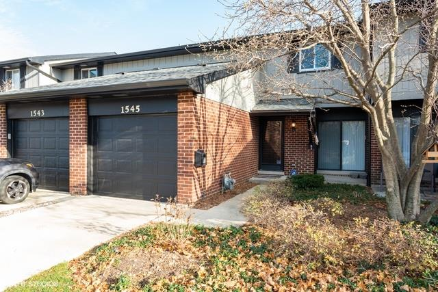 1545 BLACKBURN Street, Wheaton, IL 60187 - #: 10941961