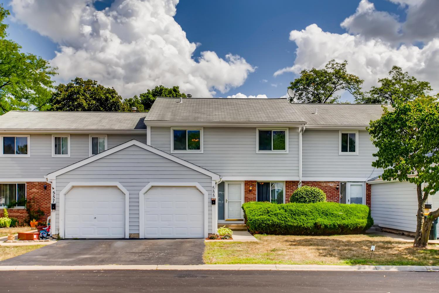 555 Alton Court, Carol Stream, IL 60188 - #: 10834962