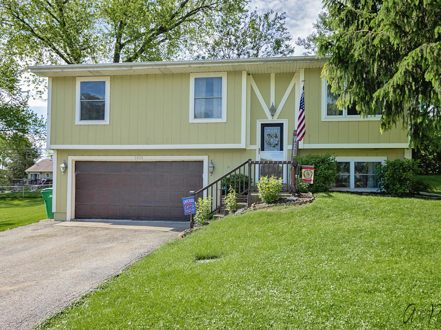 1403 Lakeview Street, Johnsburg, IL 60051 - #: 10741963