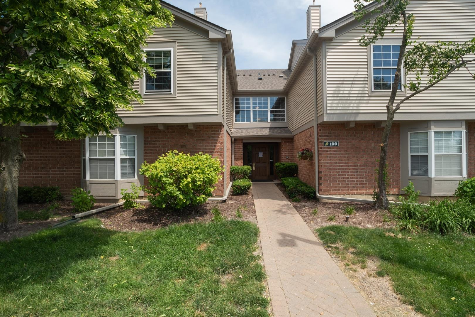 100 White Oak Court #10, Schaumburg, IL 60195 - #: 10398964