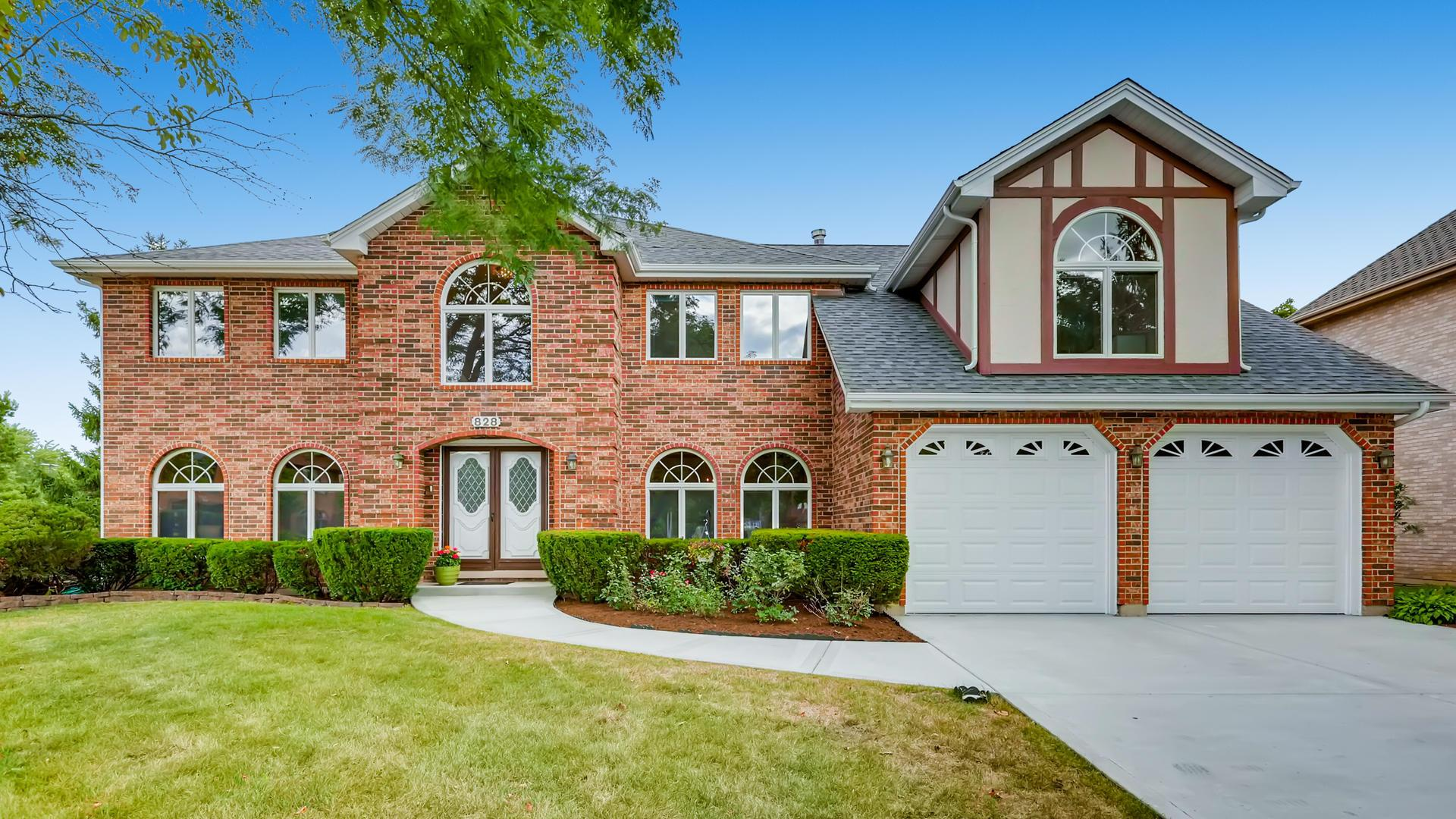 828 Spring Valley Court, Schaumburg, IL 60193 - #: 10940964
