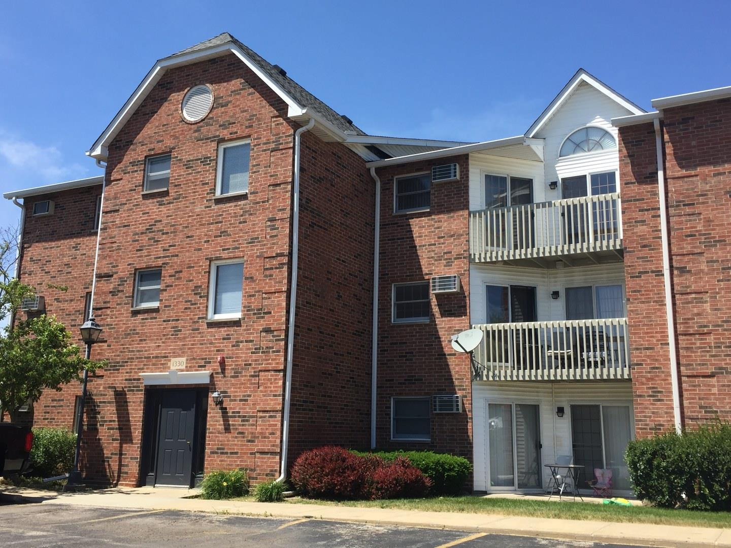1330 Cunat Court #2B, Lake in the Hills, IL 60156 - #: 10747965