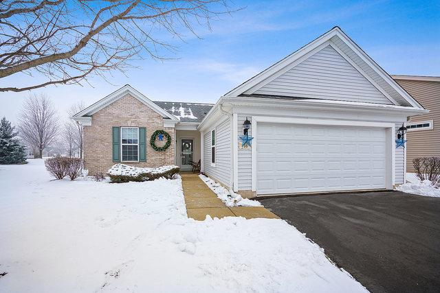 106 National Court, Shorewood, IL 60404 - #: 10966965
