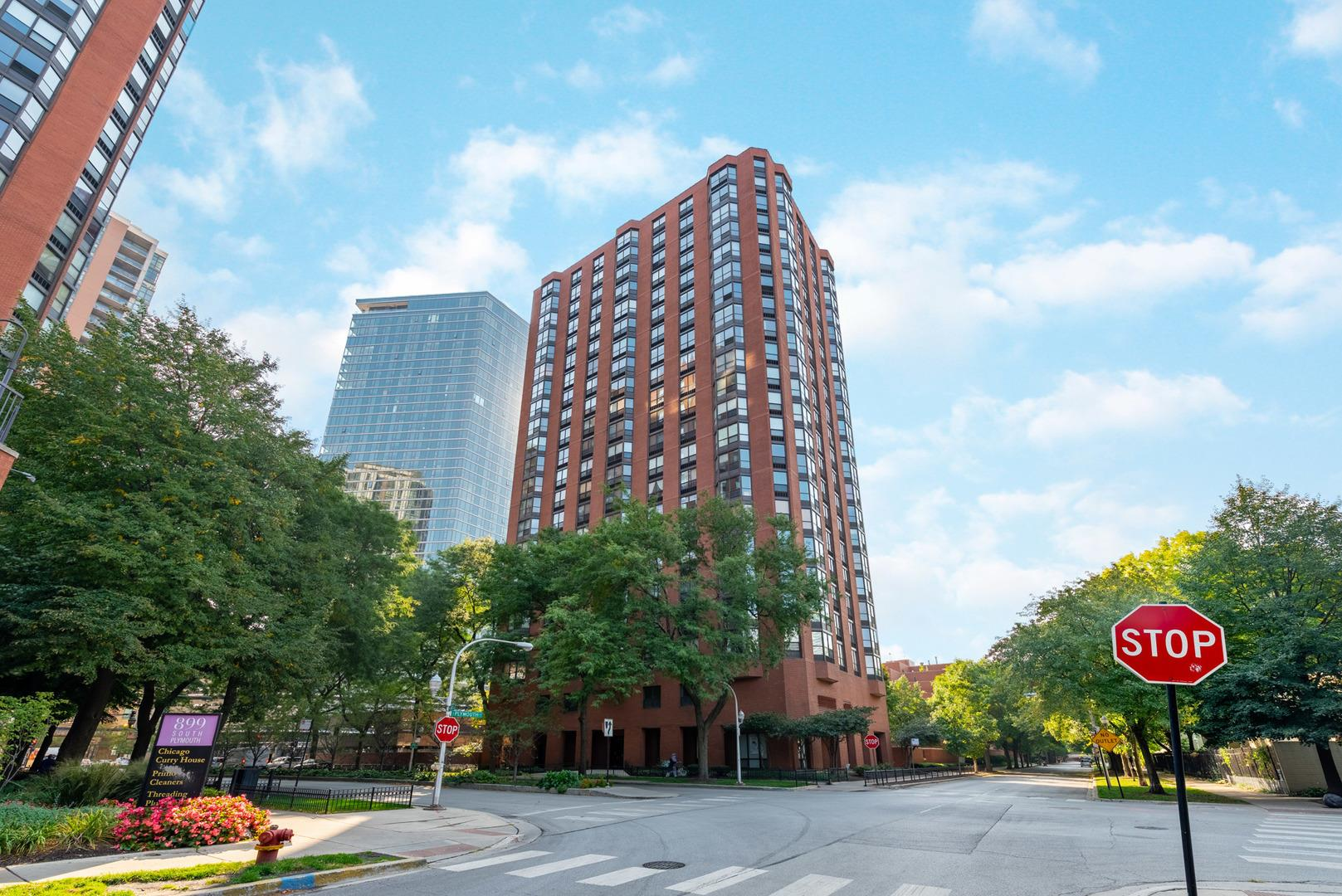 901 S Plymouth Court #304, Chicago, IL 60605 - #: 11075965