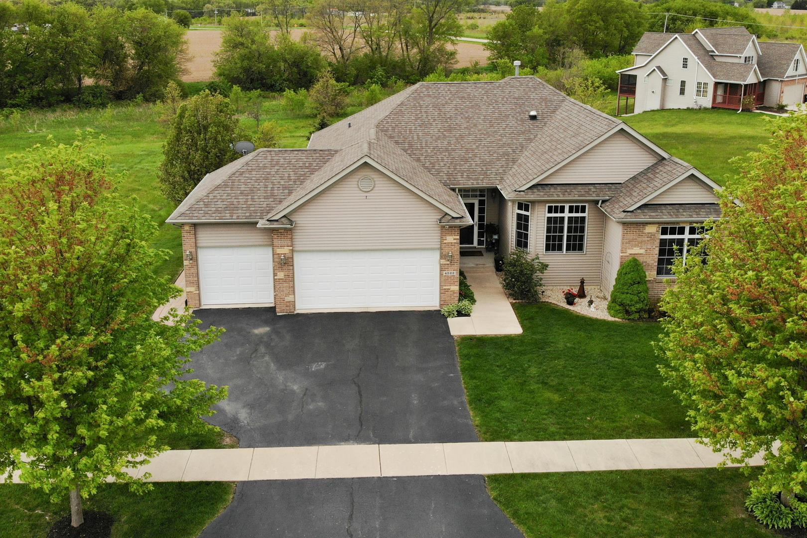4522 Spotted Deer Trail, Belvidere, IL 61008 - #: 11083966