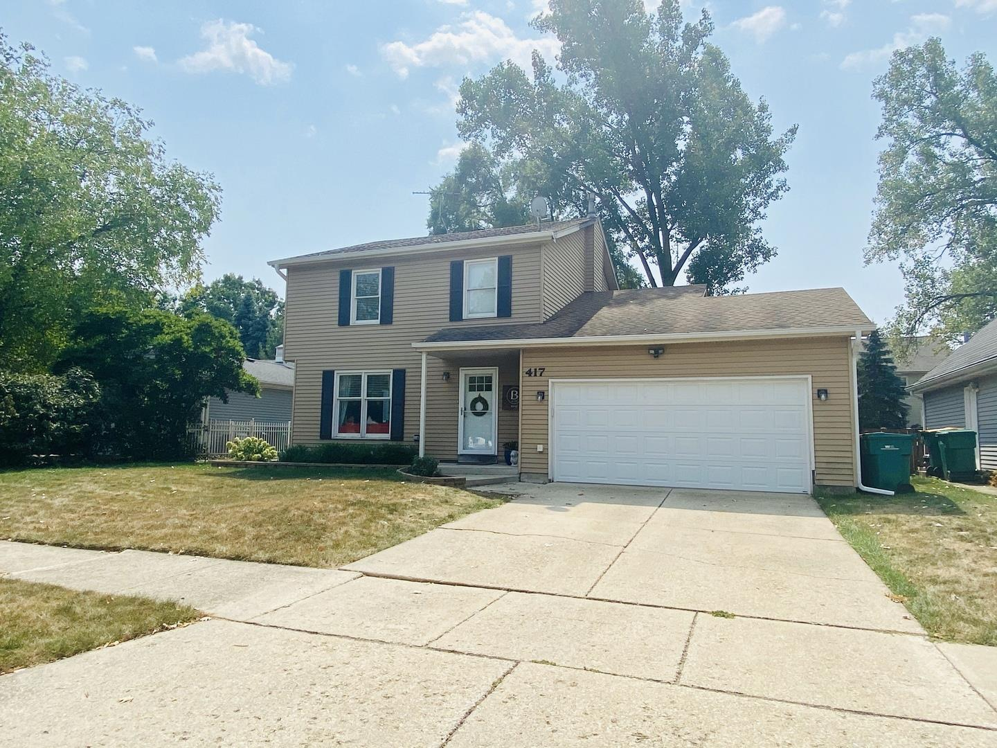 417 MORNINGLORY Circle, Westmont, IL 60559 - #: 10834967