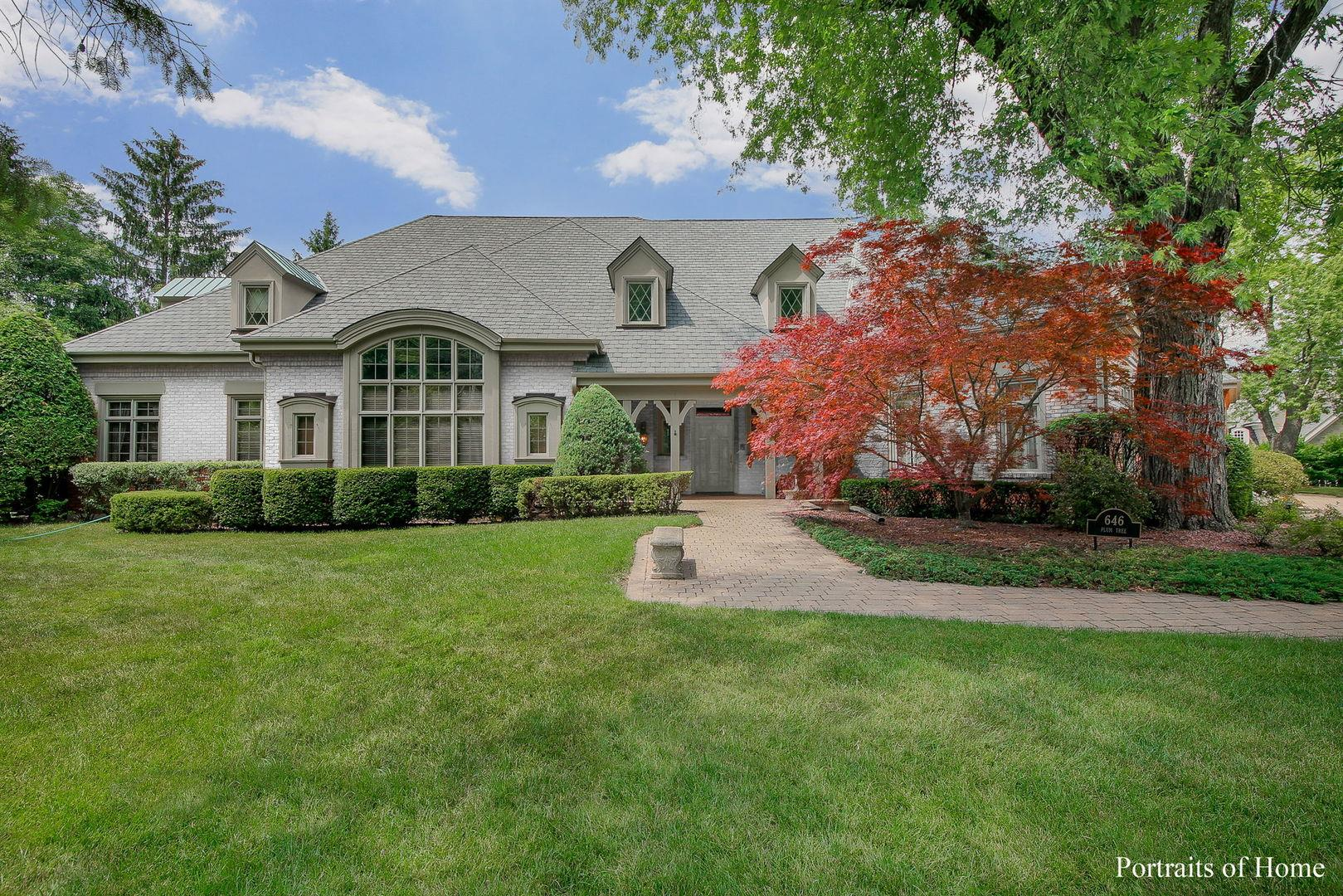 646 Plumtree Road, Glen Ellyn, IL 60137 - #: 10951967