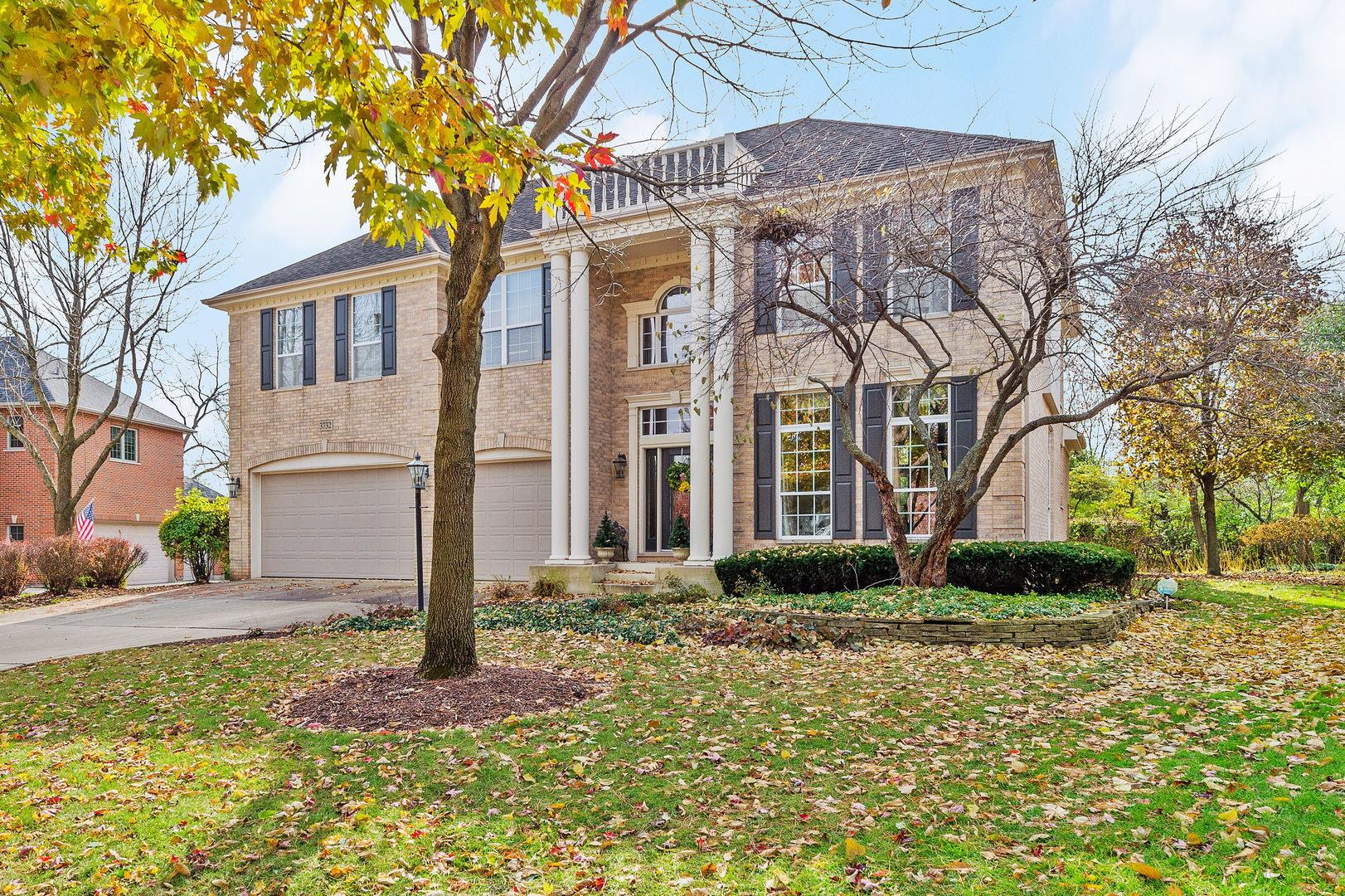 3732 Pin Oak Court, Lisle, IL 60532 - #: 10586969