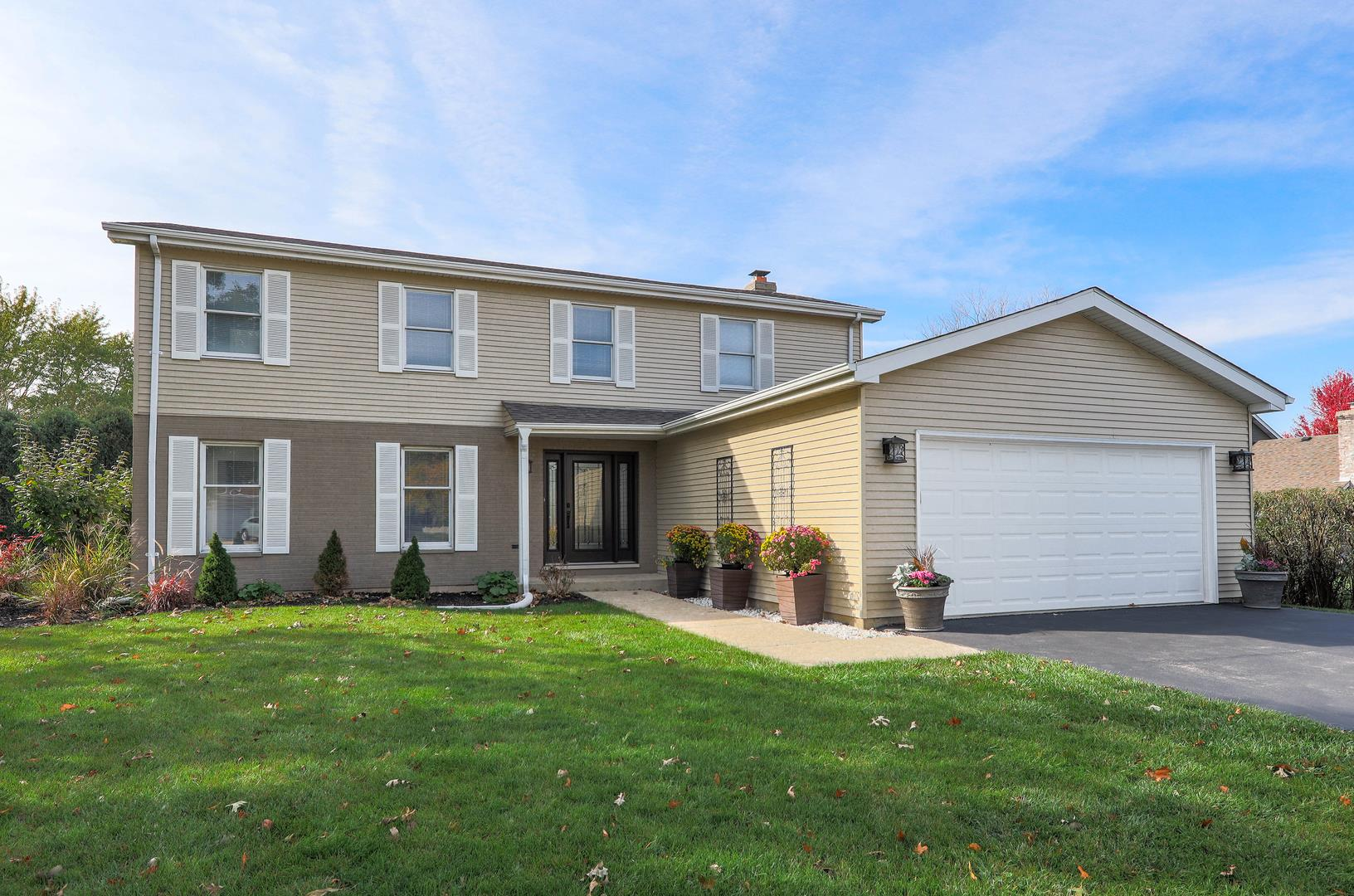 1125 Lakeside Court, Aurora, IL 60504 - #: 10915971