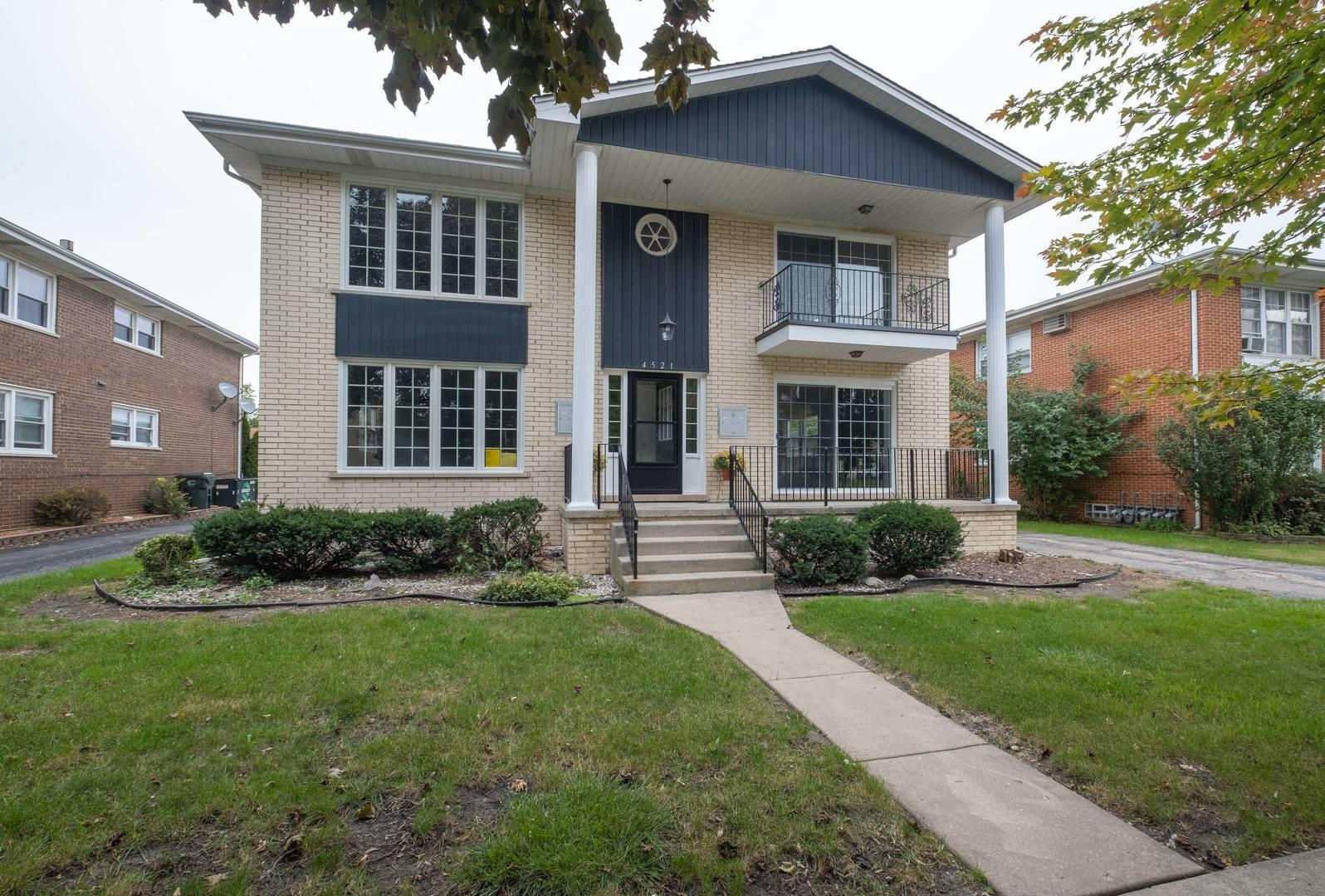 4521 Maple Avenue #1N, Brookfield, IL 60513 - #: 10726972