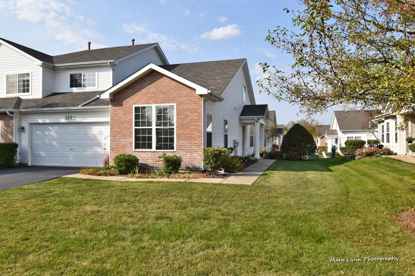 120 E Park Avenue #D, Sugar Grove, IL 60554 - #: 10881973