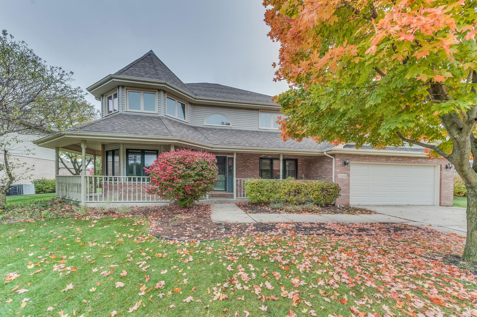 21459 92nd Avenue, Frankfort, IL 60423 - #: 10915974
