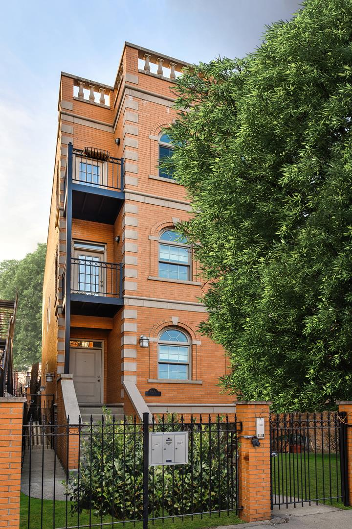 1902 N HALSTED Street #1, Chicago, IL 60614 - #: 11016974