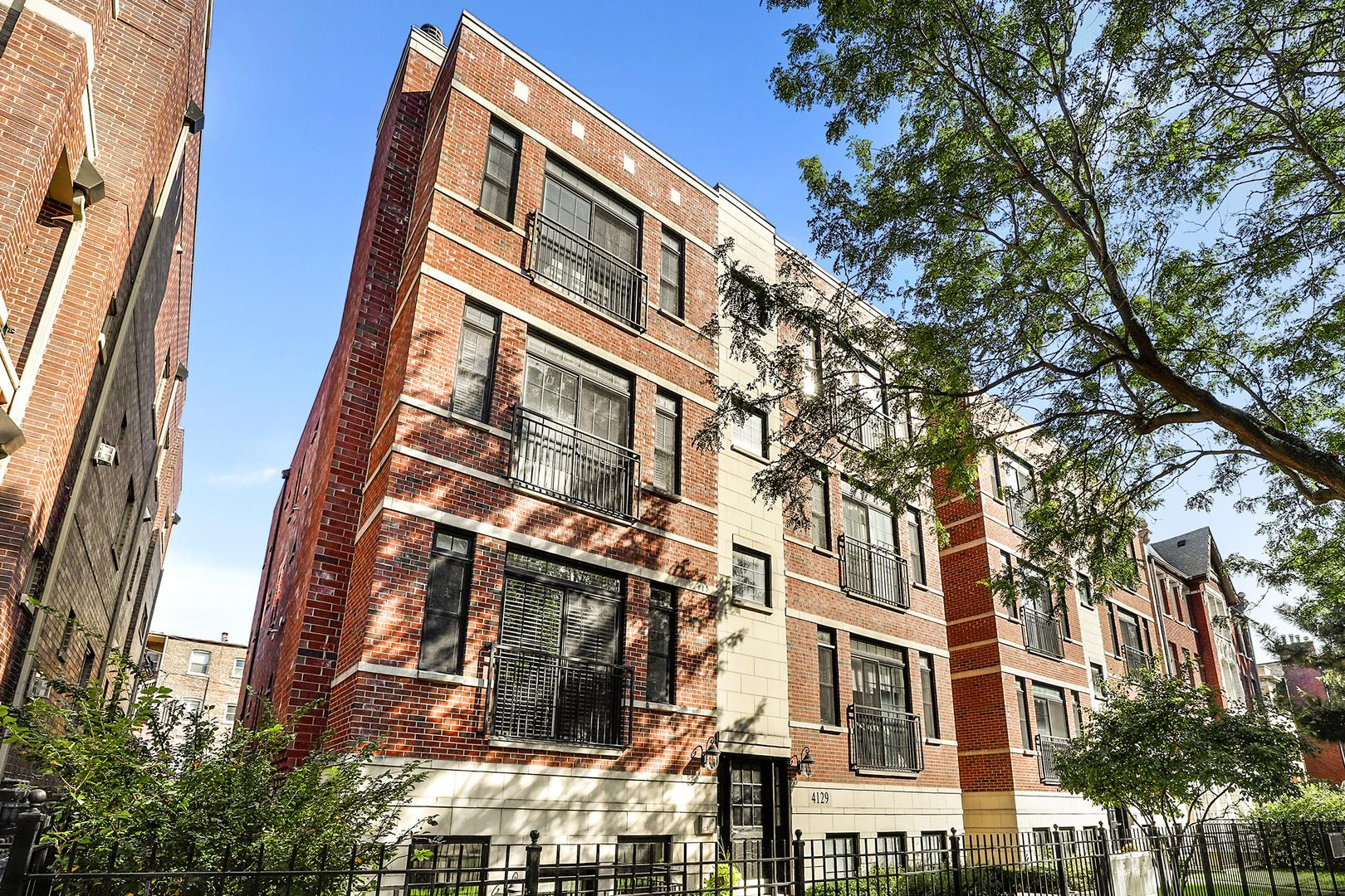 4129 N Kenmore Avenue #G, Chicago, IL 60613 - #: 10857976