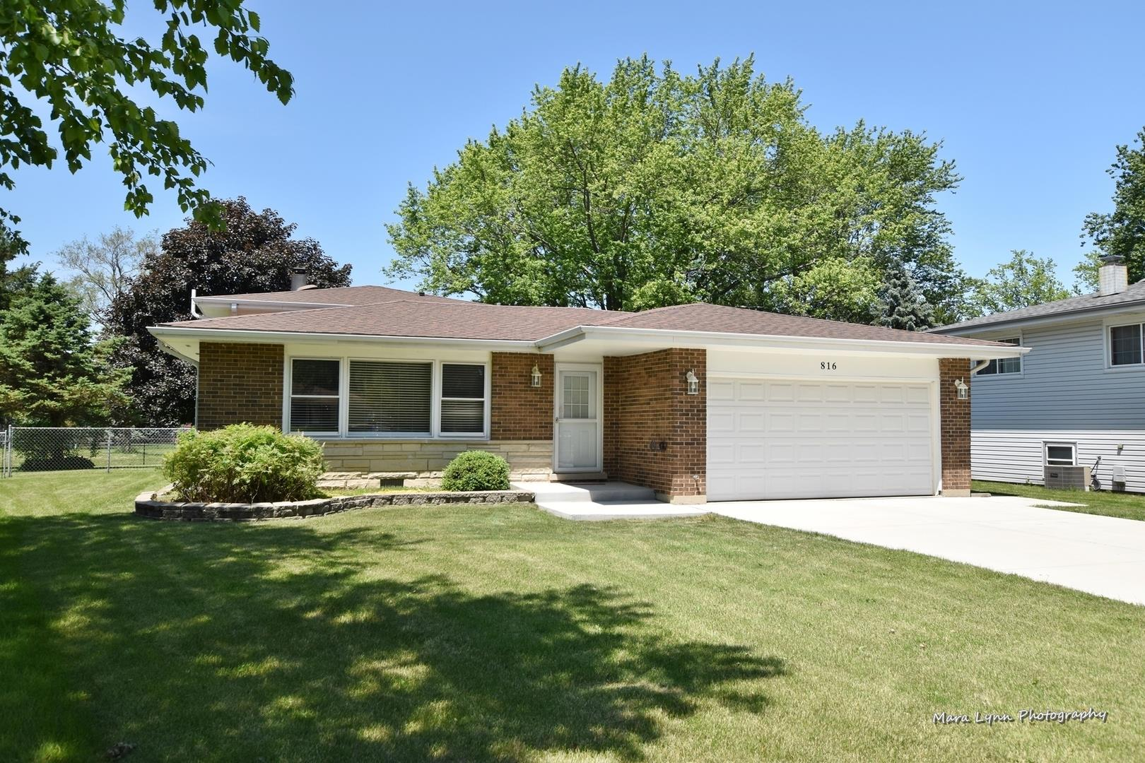 816 Forest Court, Bartlett, IL 60103 - #: 10776978
