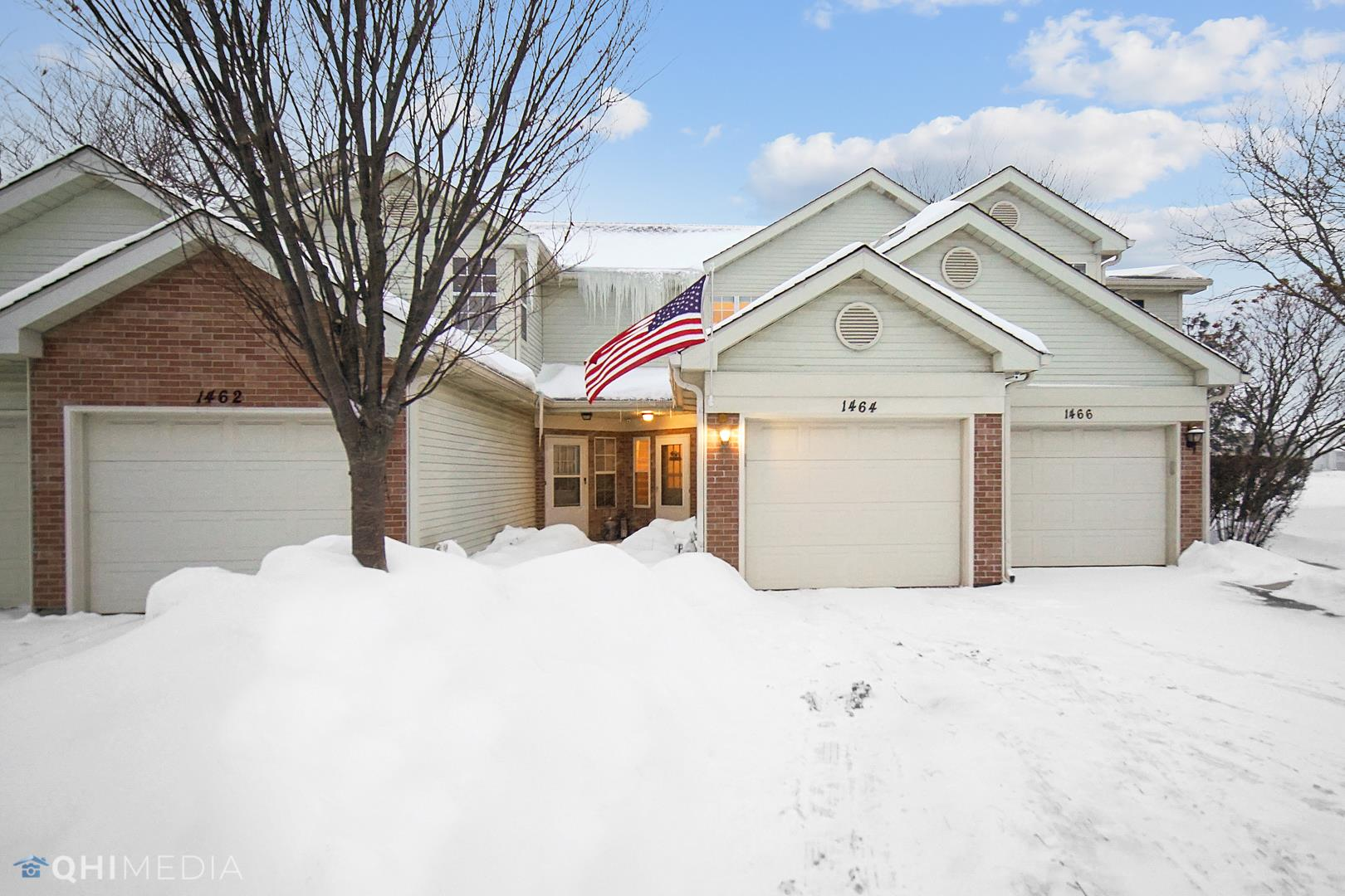 1464 Eagle Court, Glendale Heights, IL 60139 - #: 11003978