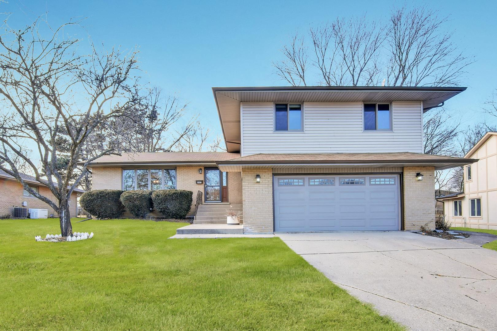 4407 Sycamore Lane, Rolling Meadows, IL 60008 - #: 10607981