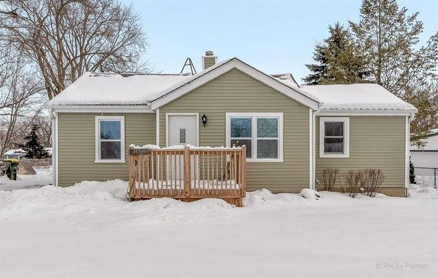 1106 Maple Street, Lake in the Hills, IL 60156 - #: 10995983