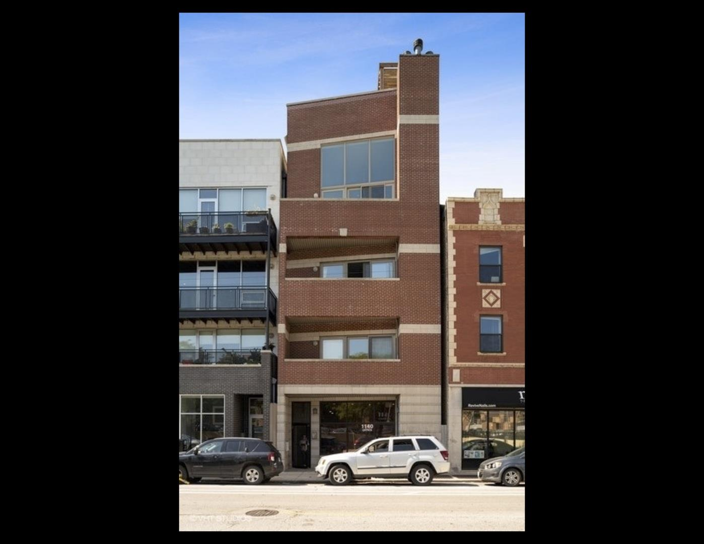 1140 N MILWAUKEE Avenue #3, Chicago, IL 60642 - #: 10846984
