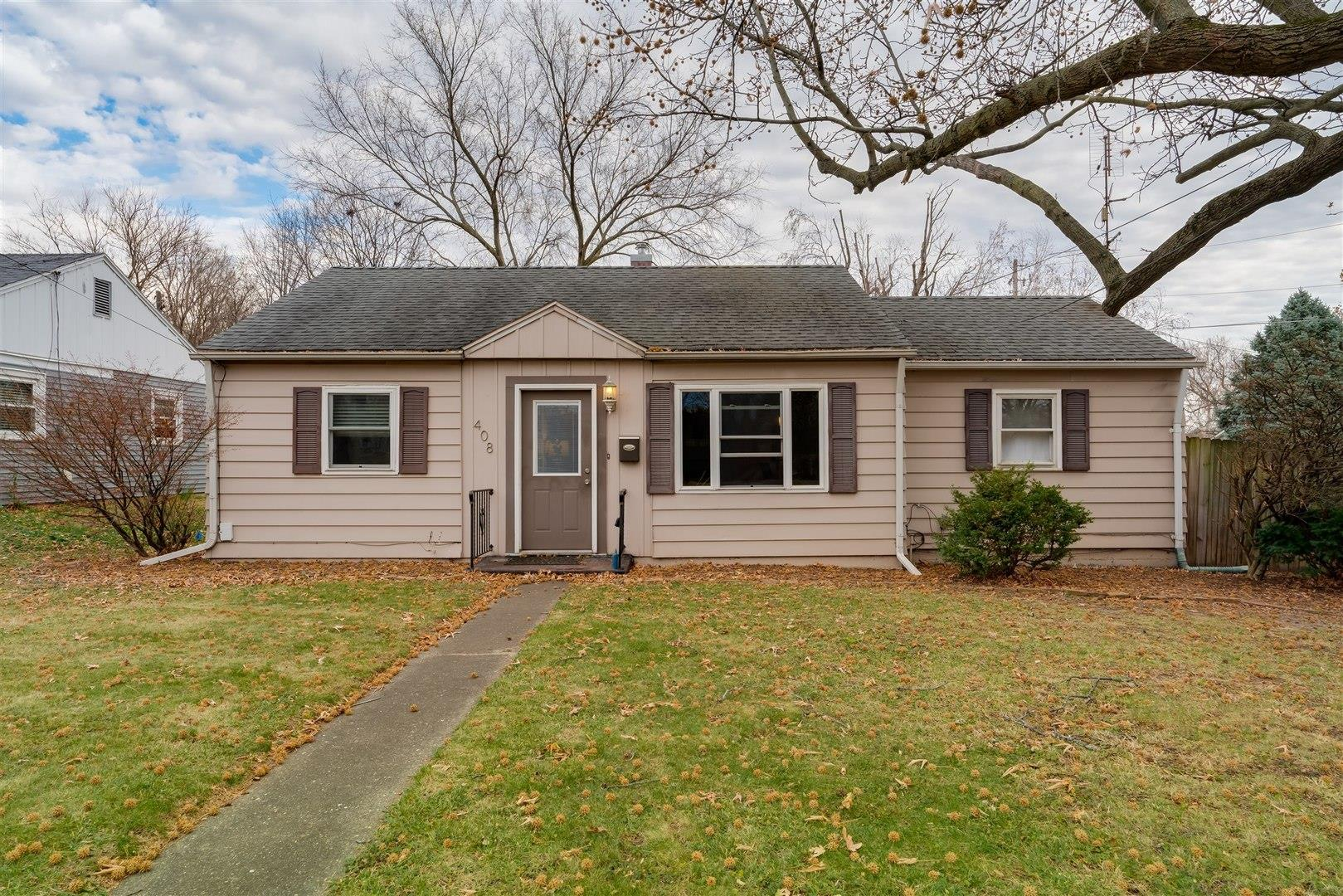 408 S Linden Street, Normal, IL 61761 - #: 10937985