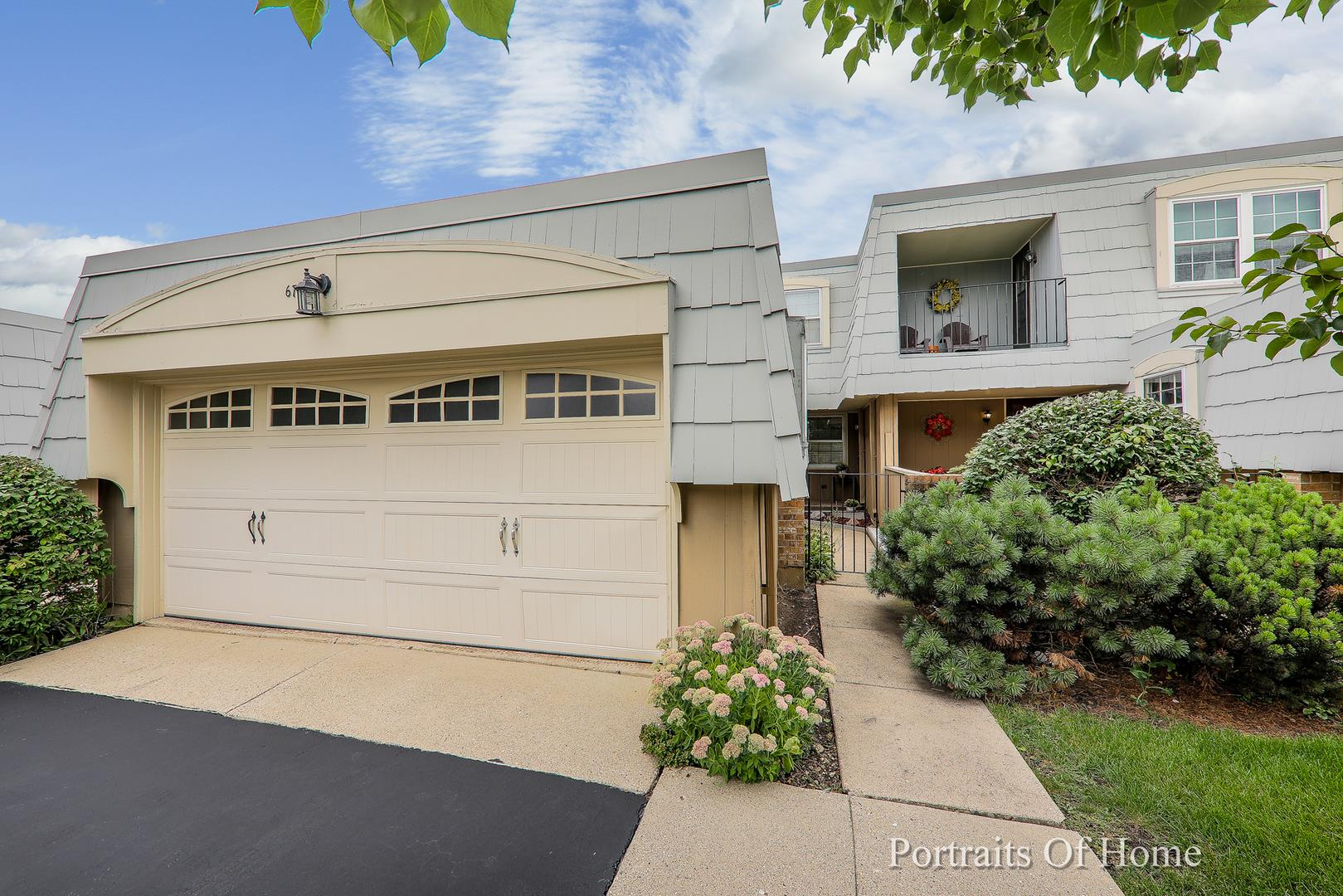 675 Versailles Circle #D, Elk Grove Village, IL 60007 - #: 11040985