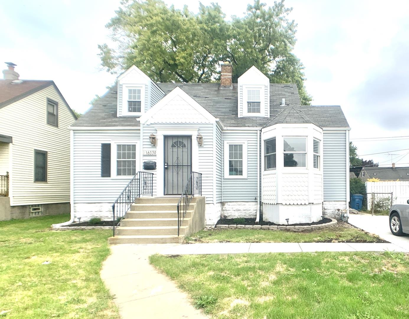 16339 STATE Street, South Holland, IL 60473 - #: 10736986