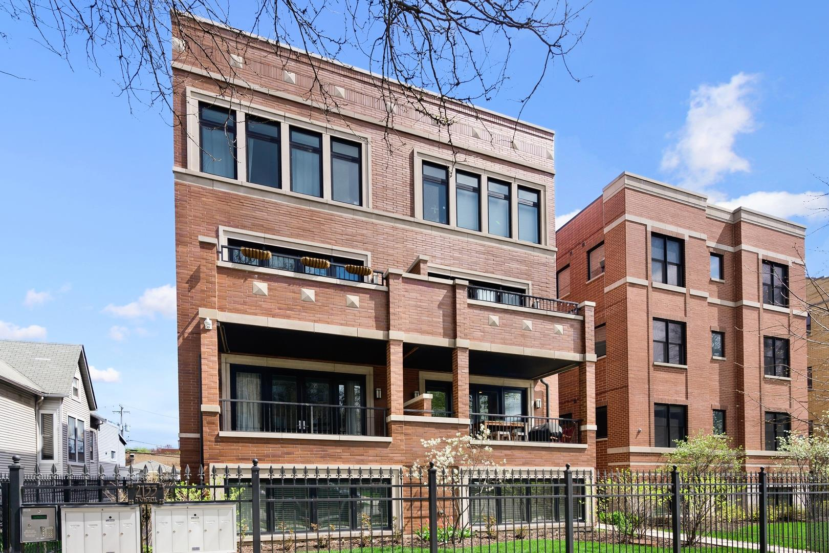 2133 N Campbell Avenue #1A, Chicago, IL 60647 - #: 11042986