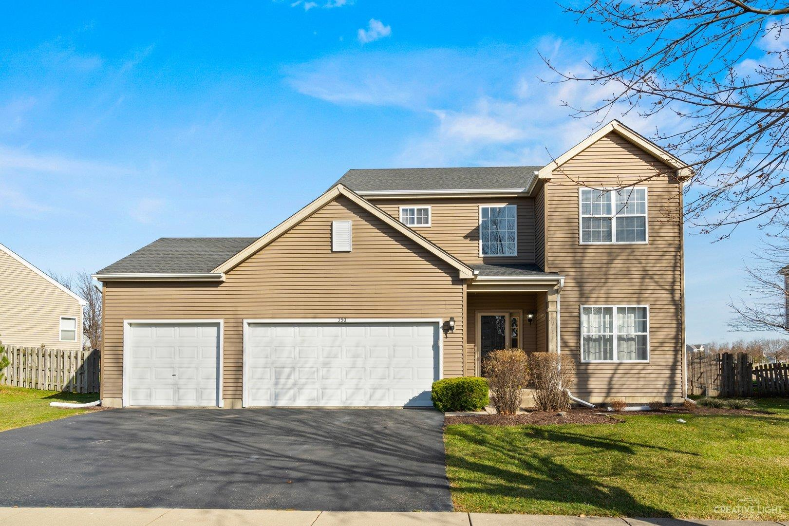350 Steeplechase Way, Lake in the Hills, IL 60156 - #: 10928988