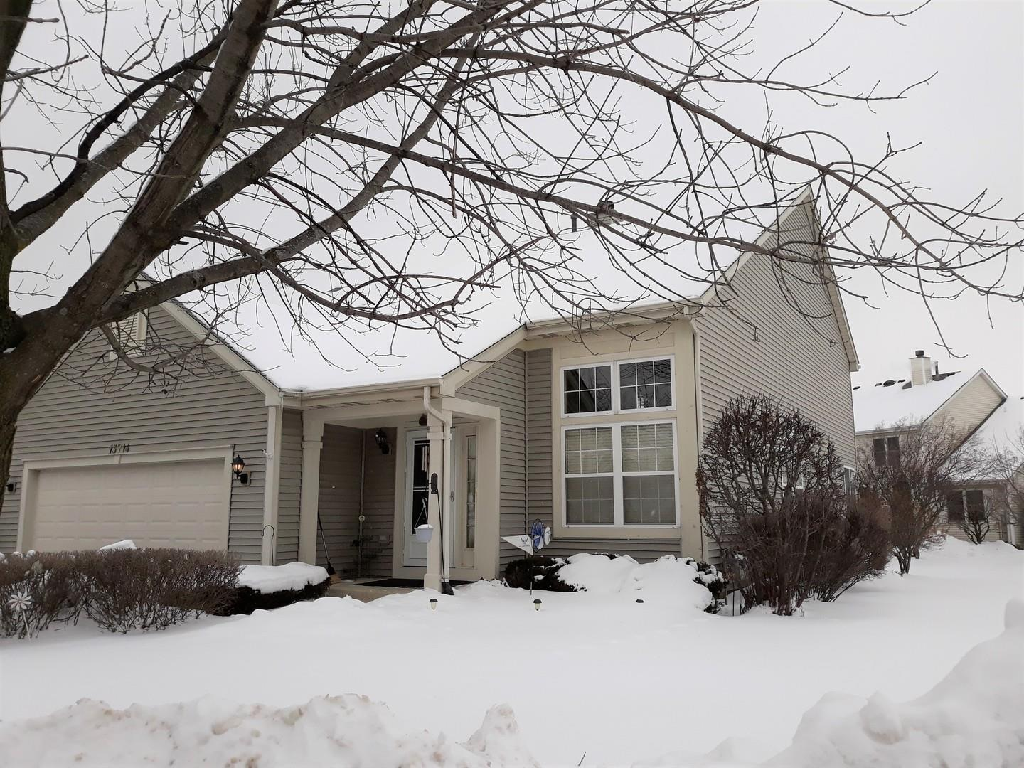 13714 S Ironwood Drive, Plainfield, IL 60544 - MLS#: 10844989