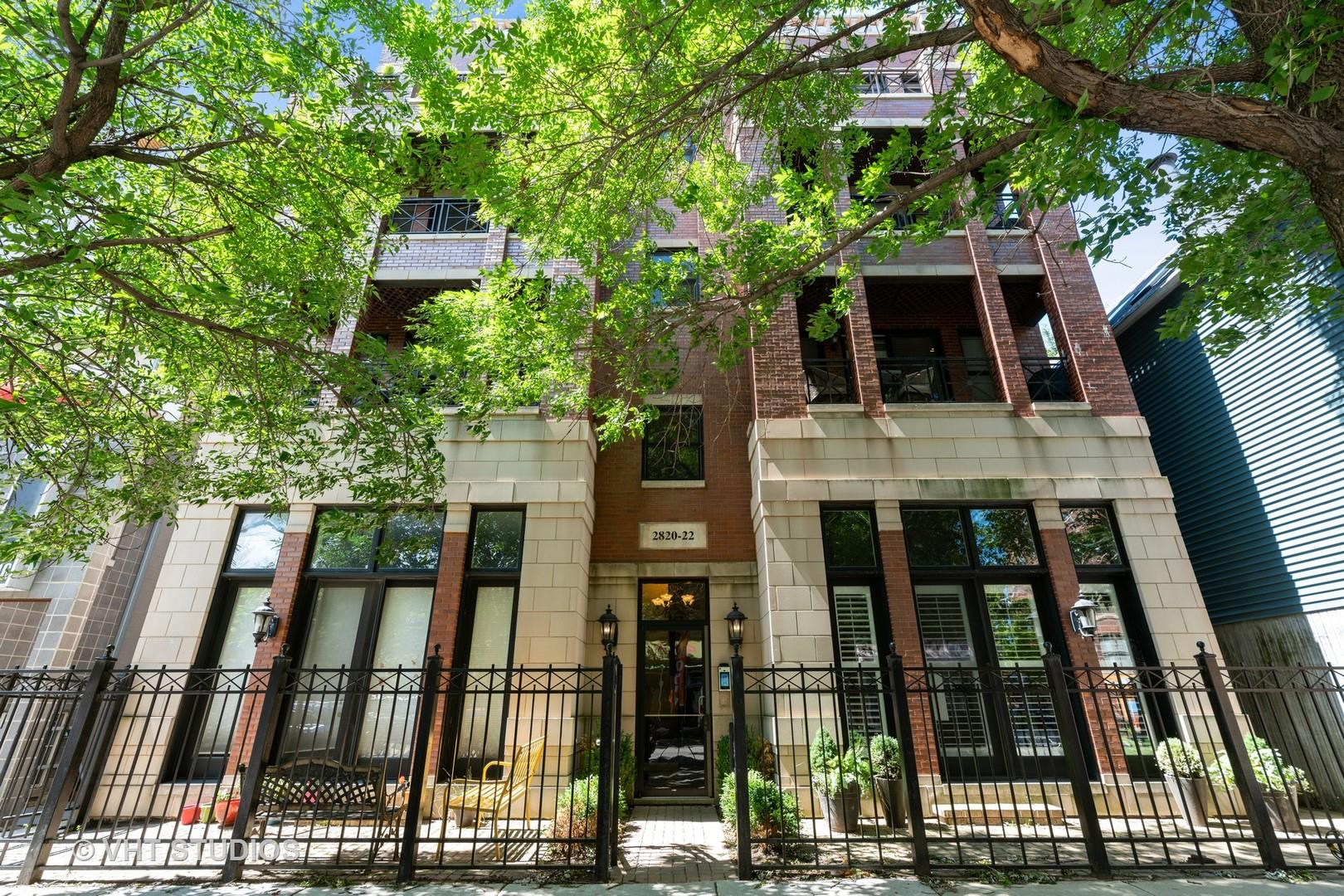2820 N SHEFFIELD Avenue #2S, Chicago, IL 60657 - #: 10824990