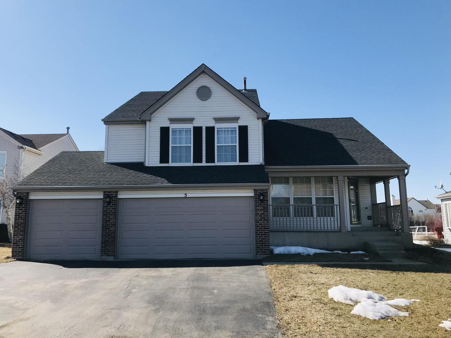 5 Wedgewood Circle, Lake in the Hills, IL 60156 - #: 11010990