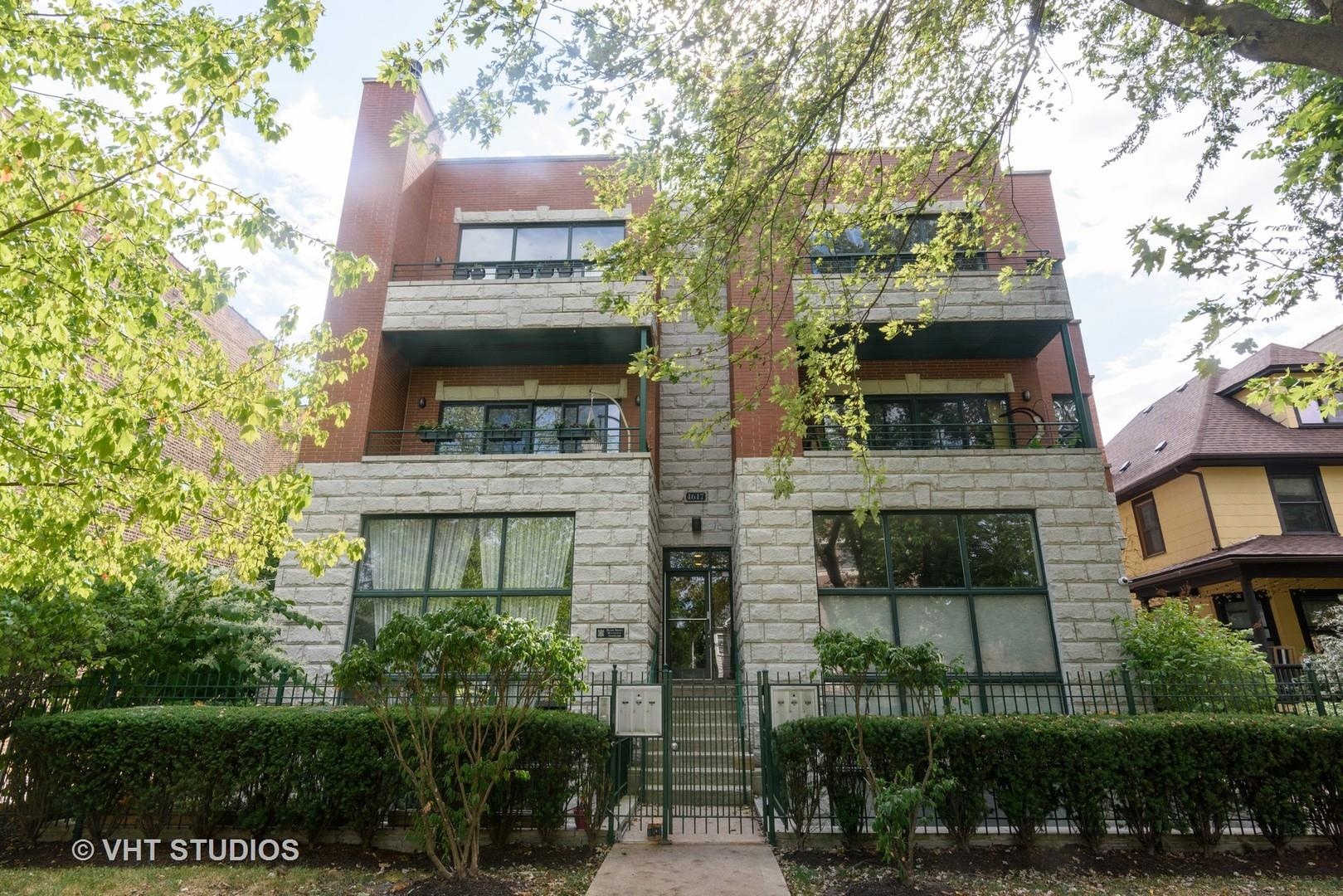1617 W Estes Avenue #3B, Chicago, IL 60626 - #: 10846993