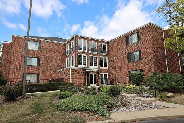 520 BIESTERFIELD Road #108F, Elk Grove Village, IL 60007 - #: 10960993