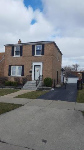 5323 S Nashville Avenue, Chicago, IL 60638 - #: 10880994