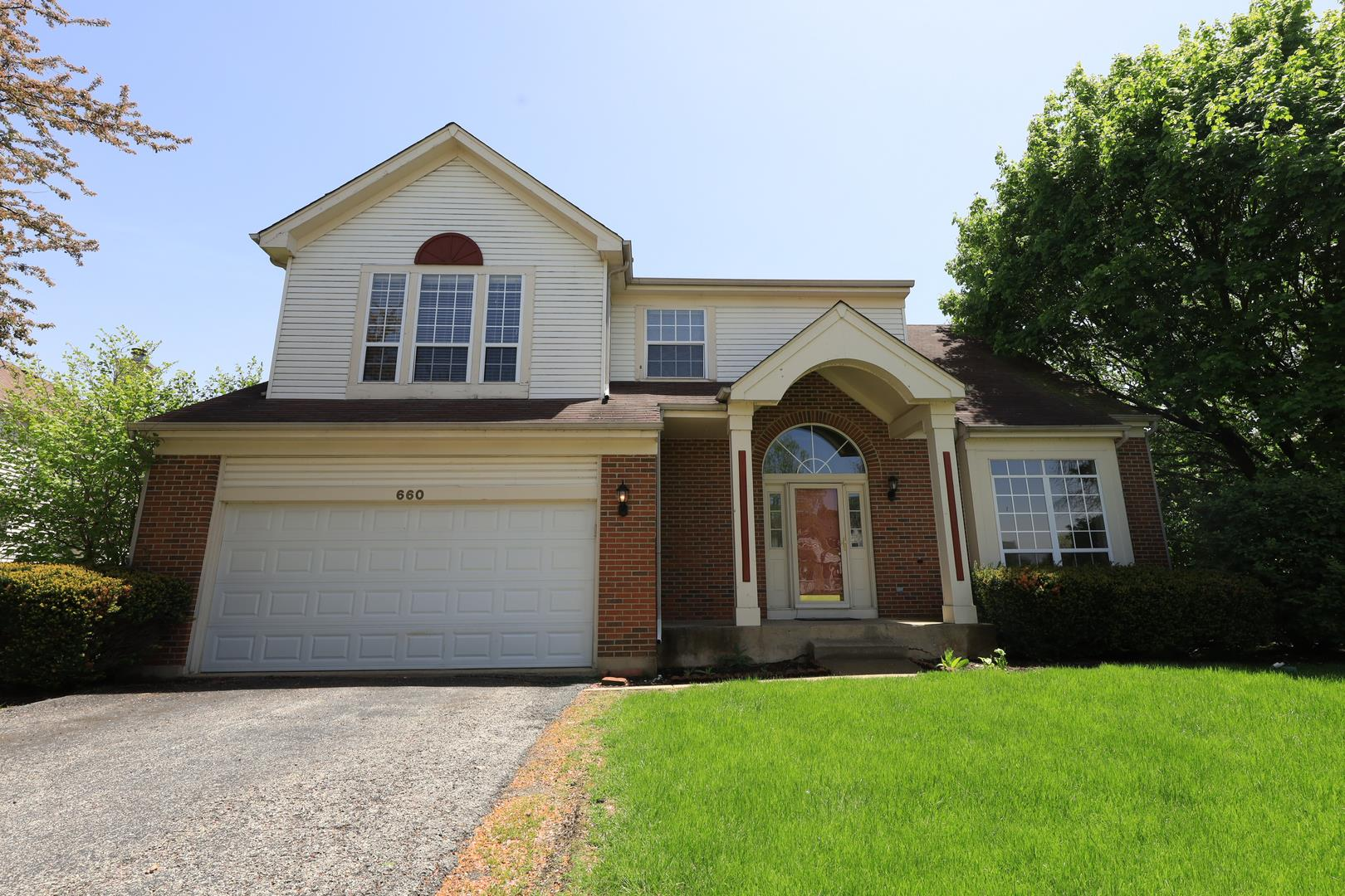 660 White Pine Circle, Lake In The Hills, IL 60156 - #: 10549996