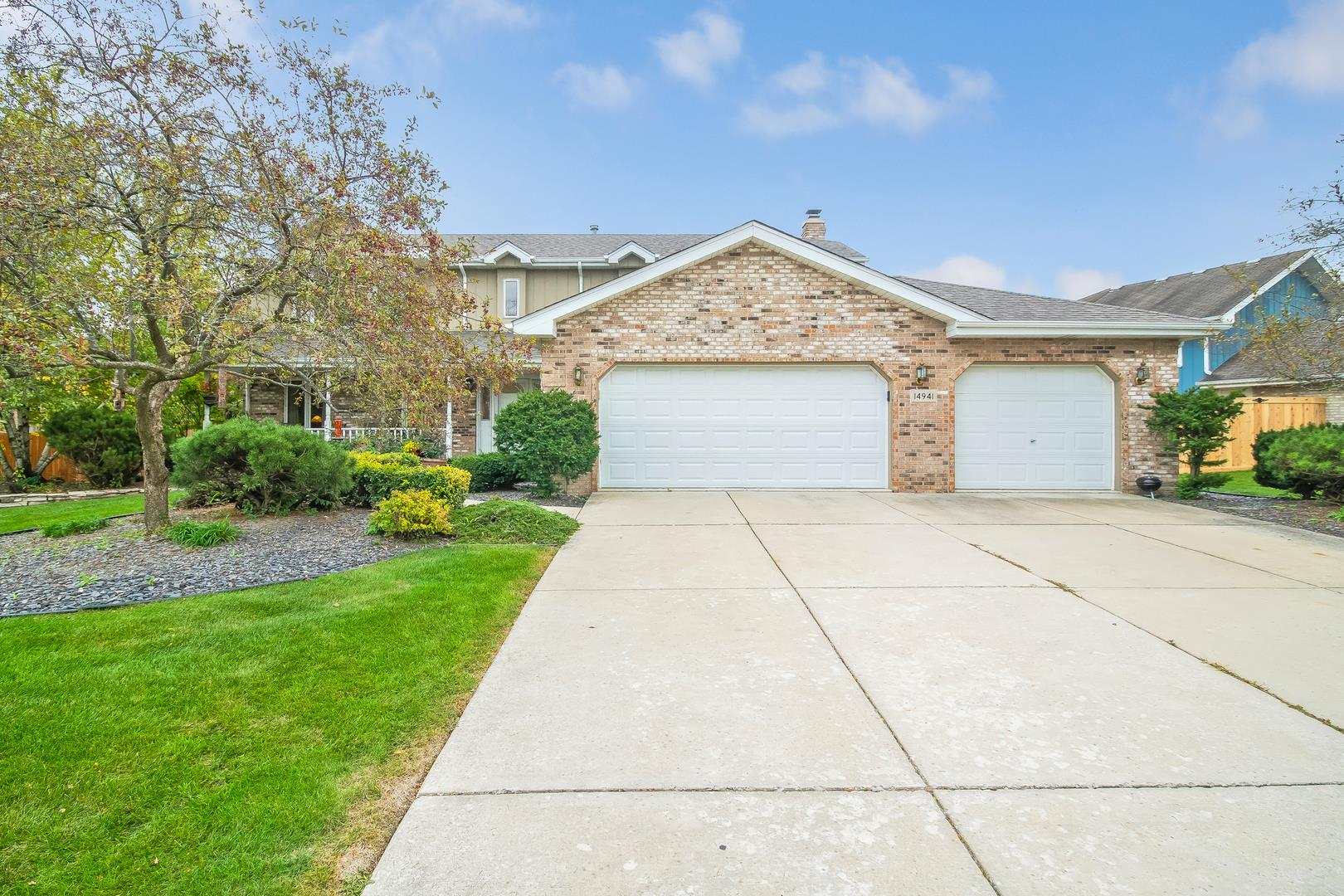 14941 Eagle Ridge Drive, Homer Glen, IL 60491 - #: 10892996