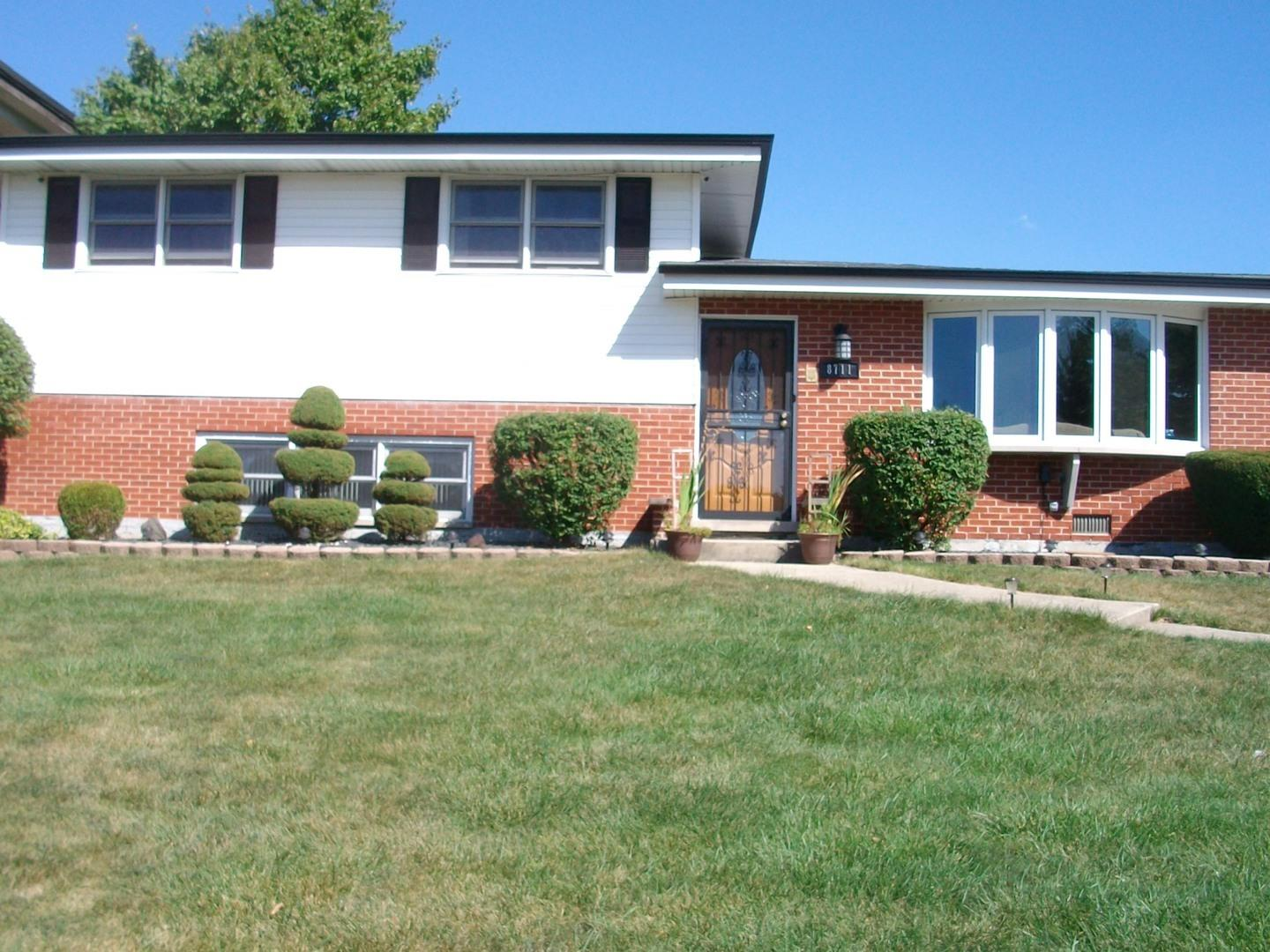 8711 S 81st Avenue, Hickory Hills, IL 60457 - #: 10826997