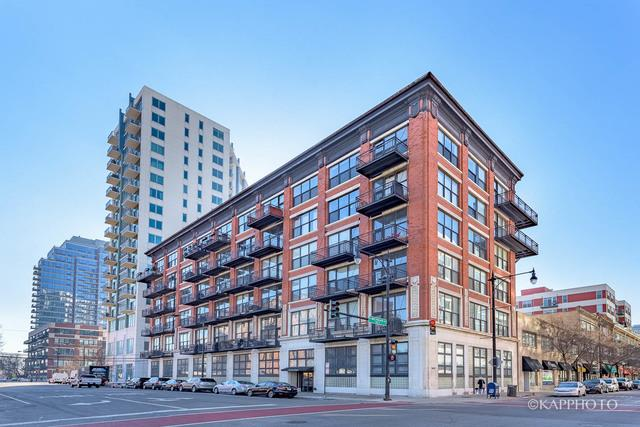 1601 South Michigan Avenue #306, Chicago, IL 60616 - #: 10553998