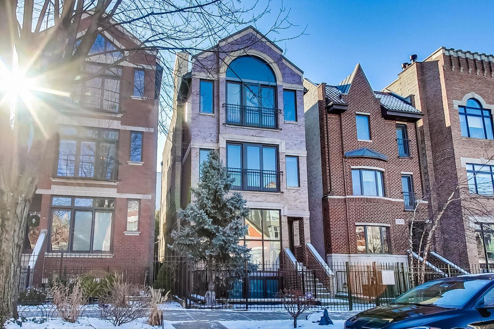 2033 W Crystal Street #2, Chicago, IL 60622 - #: 10992998