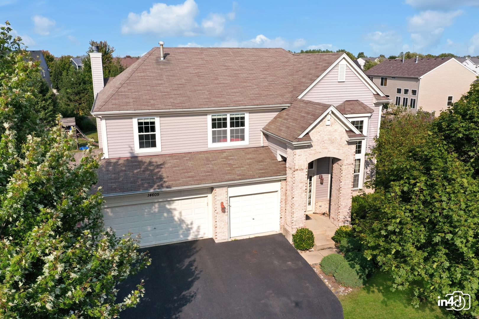 14605 Colonial Parkway, Plainfield, IL 60544 - #: 10858999