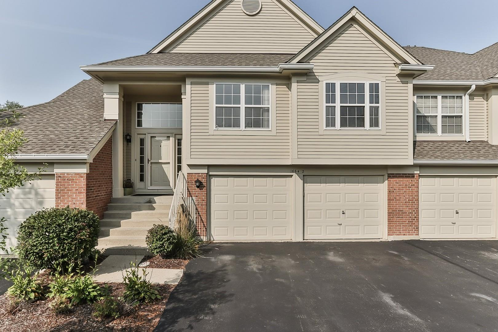 1664 Chatsford Court #2, Bartlett, IL 60103 - #: 10859999